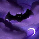 Cute Bats by lythweird