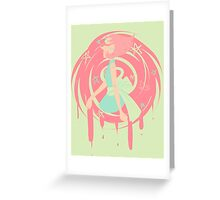 Pearl Palette Greeting Card