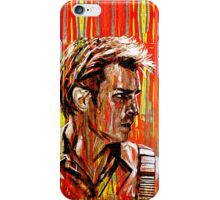 Captain Nathan Malcolm Reynolds Fillion Painting iPhone Case/Skin