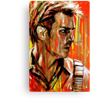 Captain Nathan Malcolm Reynolds Fillion Painting Canvas Print