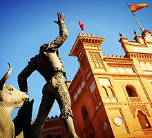 Plaza de Toros de Las Ventas by krable