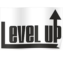 Level up !!! Poster