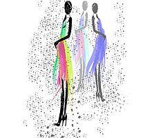Color Spray by pinxnpurples