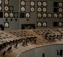 Control Room by junkgirl