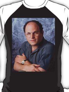 George Costanza Portrait Seinfeld T-Shirt