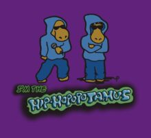The Flight of the Conchords - The Hiphopopotamus by ptelling