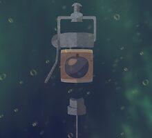 Bioshock Minimalism EVE by DanielCepeda