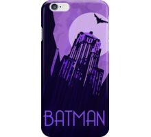 The Dark Knight - Gotham iPhone Case/Skin