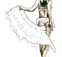 Midori Dusk - Swan Jovi by tonito21