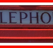 Telephone by MagsArt