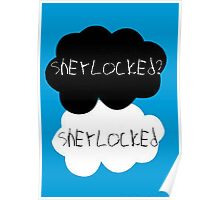 Sherlocked? Sherlocked Poster