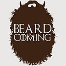 Beard-Collection - Beard is Coming by DarkChoocoolat
