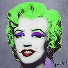 Joker Marilyn by filippobassano