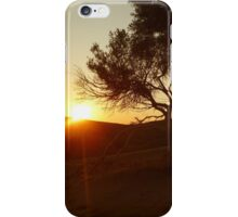 Sand Dune Sunset iPhone Case/Skin