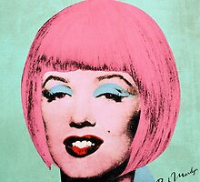 Bob Marilyn Monroe Variant 2 by filippobassano