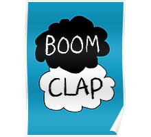 Boom Clap (sound of my heart - TFIOS) Poster