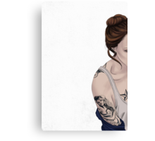Juliette Canvas Print