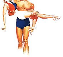 Pin-Up love by Proyecto Realengo