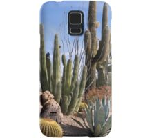 Saguaros and Such Samsung Galaxy Case/Skin