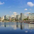 Salthouse Dock - Liverpool -  In The Sun by Paul Madden