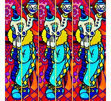 The Laughing Clown Photographic Print