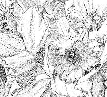 Daffodils by LimzoLantern