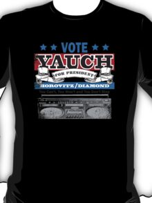 Yauch for President T-Shirt