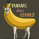 Bananas About Llamas! by AParry
