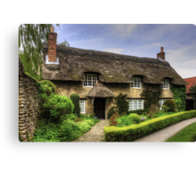 Beck Isle Cottage Canvas Print