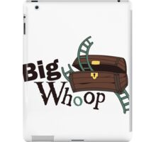 Big Whoop iPad Case/Skin