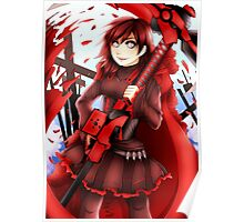 ::RWBY:: Rose!! Poster