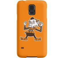 Johnny Manziel Cleveland Browns Elf Version 2 Samsung Galaxy Case/Skin