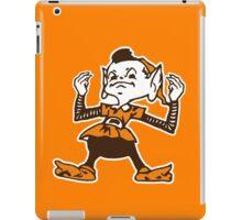Johnny Manziel Cleveland Browns Elf Version 2 iPad Case/Skin