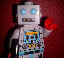 Lego Robot by MonkeyFondue