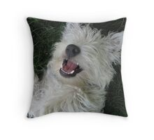 Oh my! That was a good one!!! Throw Pillow