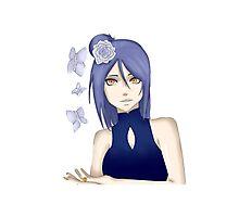 Konan from Naruto Photographic Print