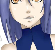 Konan from Naruto Sticker