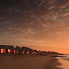 Morning Comes: Walton-on-the-Naze, Essex by Ursula Rodgers Photography