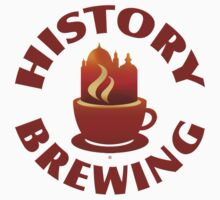 History Brewing by Vy Solomatenko