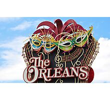 The Orleans Hotel & Casino Photographic Print