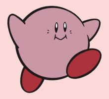Classic Kirby by GOHT