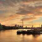 East London Morning by Ursula Rodgers Photography