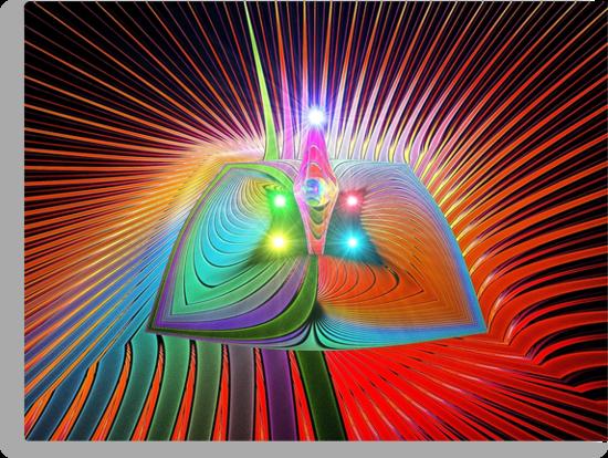 SplitsCylVania 19: The Fifth Element  (UF0329) by barrowda