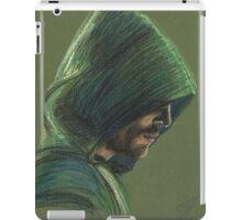 Green Arrow iPad Case/Skin