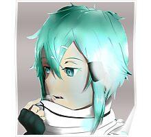 Sinon Sword Art Online 2 Poster
