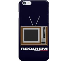 """Addiction"" Requiem For A Dream Tribute by Joseph Wade iPhone Case/Skin"