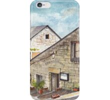 Candes St Martin Village, Loire Valley, France iPhone Case/Skin