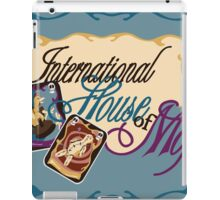 International House of Mojo iPad Case/Skin