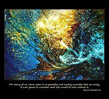 Water Flow by Lisa Torma