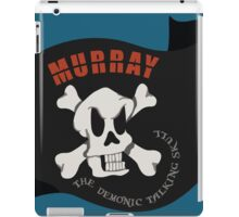 Murray iPad Case/Skin